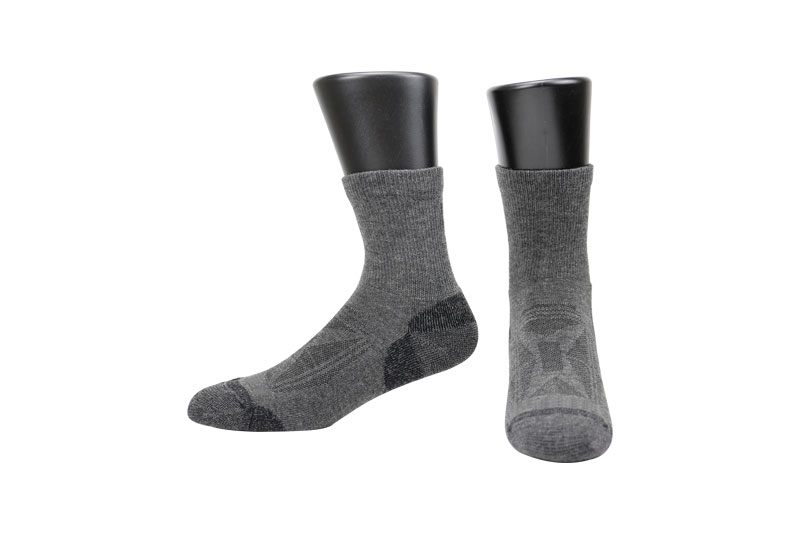 Coolmax men's hiking socks