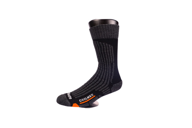 Coolmax Cotton men's hiking socks