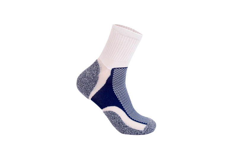 Polyester thick athletic socks